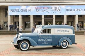 Fahrzeug-Highlights auf MOTORWORLD Classics Berlin 2016