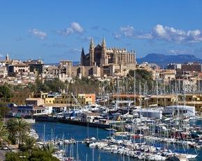 Palma de Mallorca, Hauptstadt und Immobilienhotspot