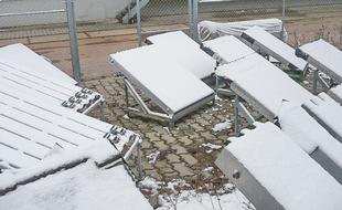 ...Schnee, Eis und UV-Strahlung.