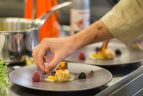 Kulinarische Kreationen standen im Vordergrund.