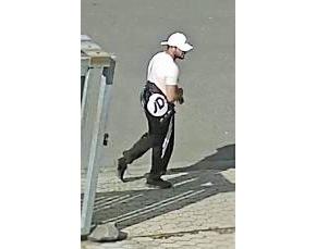 Wer kennt diesen Mann? Hinweise an das KK 32 unter 0228/15-0.
