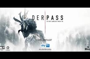 "Sky Original Production ""Der Pass"" startet ab 25. Januar 2019 exklusiv auf Sky"