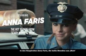 Air New Zealand veröffentlicht neues Sicherheitsvideo mit Hollywoodstar Anna Faris
