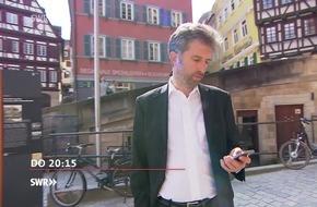 """""""Zur Sache Baden-Württemberg"""" mit Boris Palmer, 3.8.2017, 20:15 Uhr, SWR Fernsehen in Baden-Württemberg"""