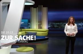 """Hartz IV: Leben am Existenzminimum / """"Zur Sache Baden-Württemberg"""", SWR Fernsehen"""