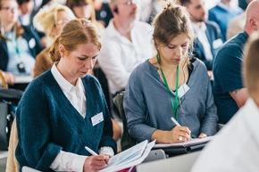 Intensive Mitarbeit der Workshop-Teilnehmer