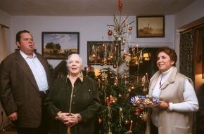 Der Bulle von Tölz: Der Weihnachtsmann ist tot, Krimireihe, D, 2005, Sendetermin: Mittwoch, den 14.12.2005 um 20.15 Uhr in ...