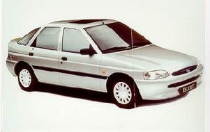 Ford Escort Fall 4 (München)