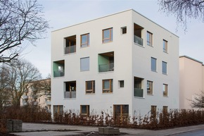 (Top3) Pressefoto Bremer Punkt - serielles Pilotprojekt nachhaltiger Innenentwicklung, Bremen Foto: Nikolai Wolff