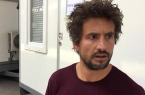 """Mehr """"Einstein"""": Tom Beck und Annika Ernst drehen zwölf neue Folgen der SAT.1-Crimedy"""