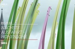 """Hohenlohe - ein Land der Superlative: """"Nächste Ausfahrt - Hohenlohe"""", SWR Fernsehen"""