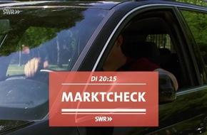 """Verkehrsrowdies auf deutschen Straßen / """"Marktcheck, SWR Fernsehen"""