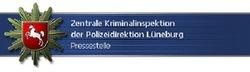 weiter zum newsroom von Zentrale Kriminalinspektion Lüneburg