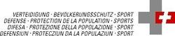 Eidg. Departement für Verteidigung, Bevölkerungsschutz und Sport (VBS)
