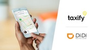 Taxify and Didi Chuxing