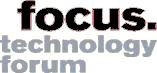 focus.technology forum / MCH Group