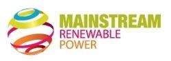 weiter zum newsroom von Mainstream Renewable Power Ltd