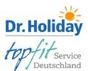 weiter zum newsroom von Dr. Holiday AG - topfit Service Deutschland