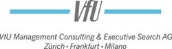 VfU Management Consulting & Executive Search AG