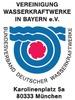 weiter zum newsroom von Vereinigung Wasserkraftwerke in Bayern e. V.