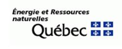 To the newsroom of Ministère de l'Énergie et des Ressources naturelles