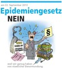 Komitee NEIN zum EpG - gegen BAG-Zentralismus und WHO-Diktat