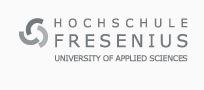 weiter zum newsroom von Hochschule Fresenius für Wirtschaft und Medien GmbH