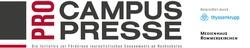 weiter zum newsroom von Pro Campus-Presse