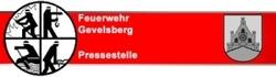 weiter zum newsroom von Feuerwehr Gevelsberg