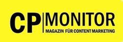 weiter zum newsroom von CP MONITOR - Magazin für Content Marketing