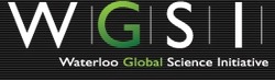 Waterloo Global Science Initiative (WGSI)