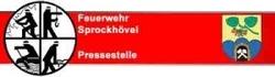weiter zum newsroom von Feuerwehr Sprockhövel