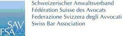 Schweizerischer Anwaltsverband (SAV-FSA)