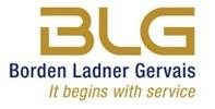 weiter zum newsroom von Borden Ladner Gervais LLP