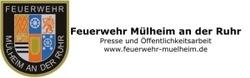 weiter zum newsroom von Feuerwehr Mülheim an der Ruhr