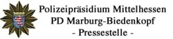 weiter zum newsroom von Polizeipräsidium Mittelhessen - Pressestelle Marburg-Biedenkopf
