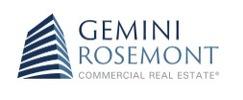 weiter zum newsroom von Gemini Rosemont Commercial Real Estate