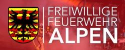 weiter zum newsroom von Freiwillige Feuerwehr Alpen