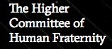weiter zum newsroom von The Higher Committee for Human Fraternity