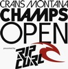 CRANS-MONTANA CHAMPS OPEN BY RIP CURL