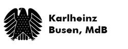 weiter zum newsroom von Karlheinz Busen, MdB