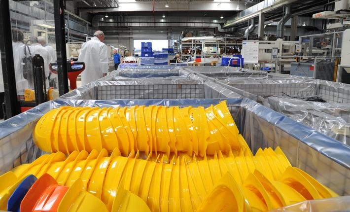 In Sachsen-Anhalt sind Kunststoffe seit 75 Jahren zu Hause