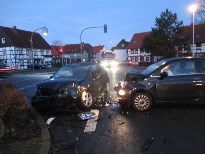 Pressebericht Polizei Gütersloh