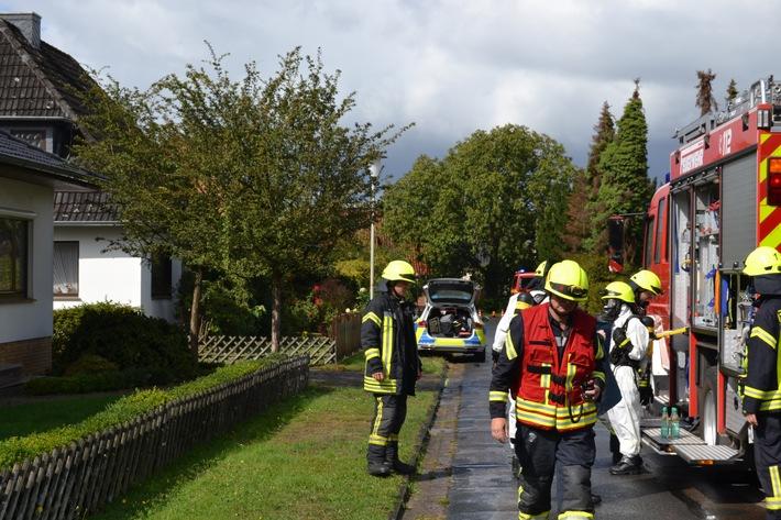 Polizeimeldungen & Polizeibericht Verden/Aller   Unfall