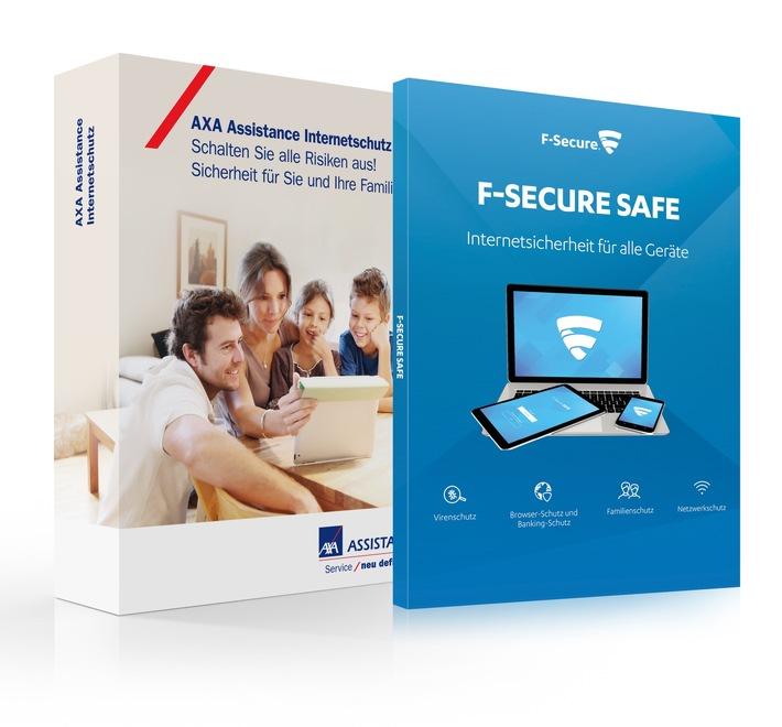 Zeit Zu Handeln Axa Assistance Und F Secure Starten 360 Rundum