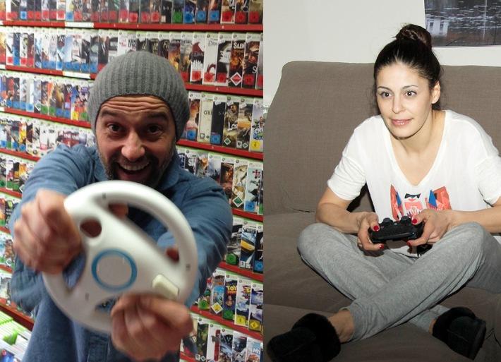 """Don't Stop Gaming! """"Galileo"""" macht den Computerspiele-Marathon-Test"""