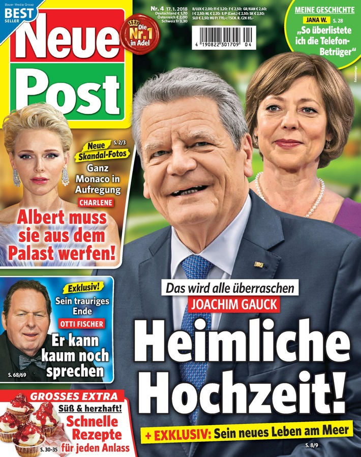 """Patrick Lindner (57) und sein Lebenspartner Peter (58) in """"Neue Post"""": """"Wir standen kurz vor der Trennung"""""""