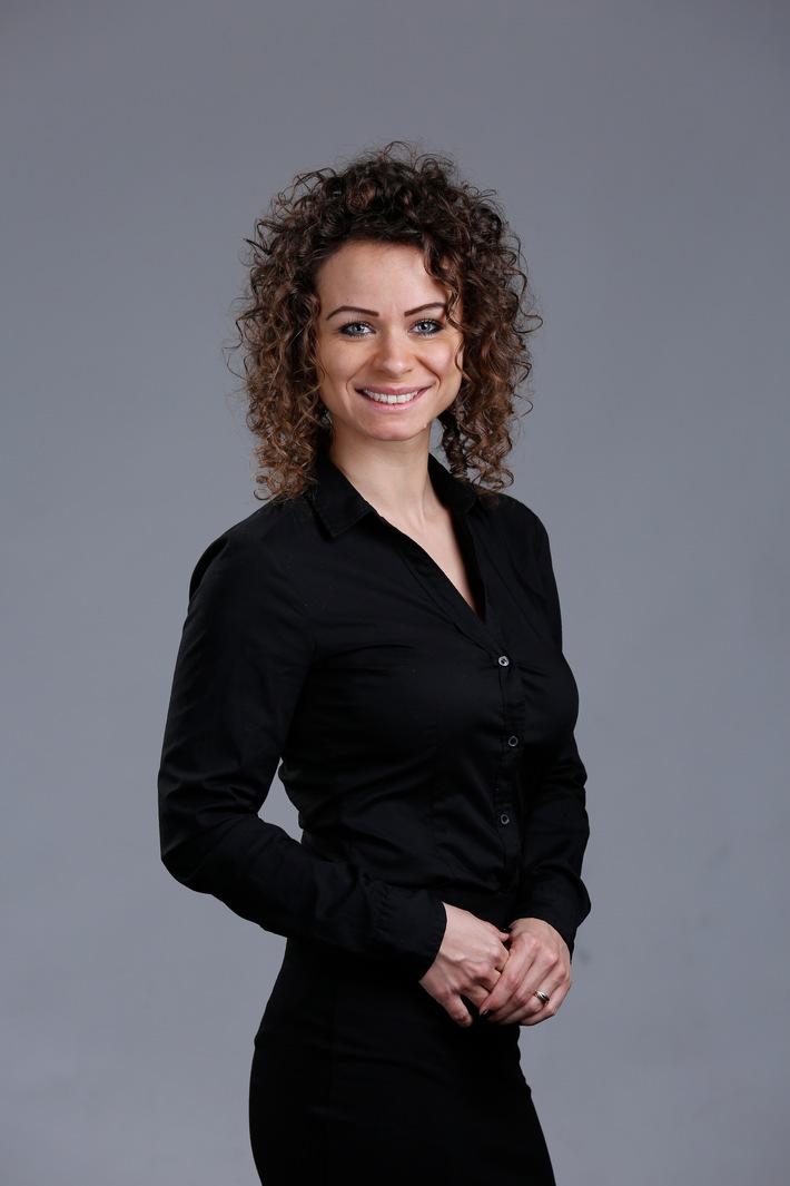 """Tina Vujanovic, Chefredakteurin Auto Bild Serbia and Montenegro. Weiterer Text über ots und www.presseportal.de/nr/105327 / Die Verwendung dieses Bildes ist für redaktionelle Zwecke honorarfrei. Veröffentlichung bitte unter Quellenangabe: """"obs/Ringier Axel Springer Media AG"""""""