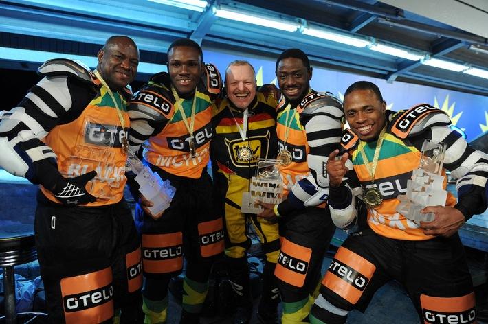 Cool Runnings: Jamaika ist Wok-Weltmeister