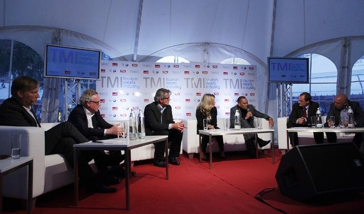 9. Oktober 2013: TMI - Tourism meets Industry bittet nach Seefeld - BILD